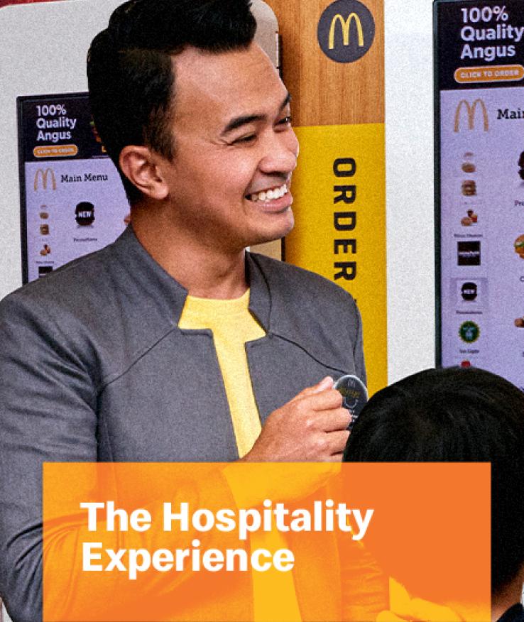 The Hospitality Experience