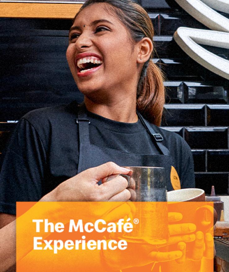 The McCafé Experience