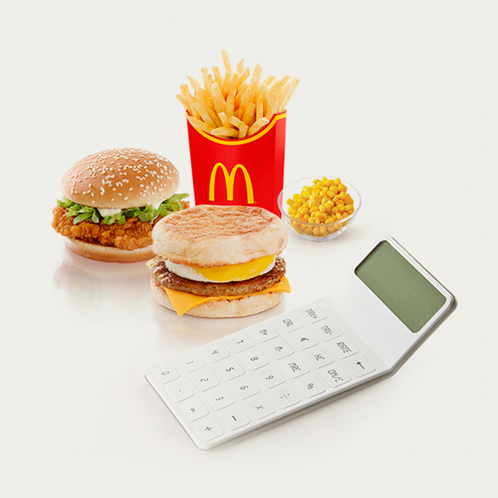 Nutrition Calculator Mcdonalds