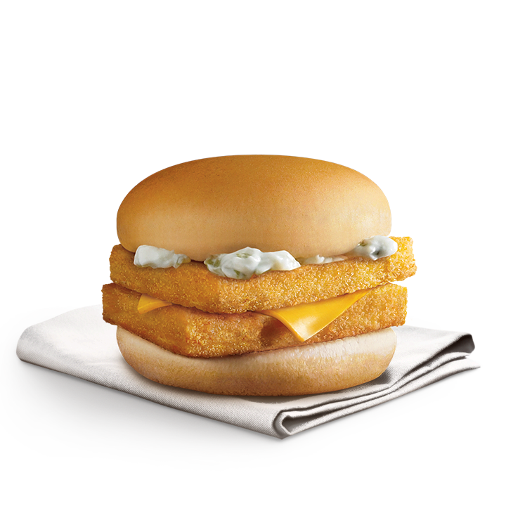 double filet o fish mcdonald 39 s