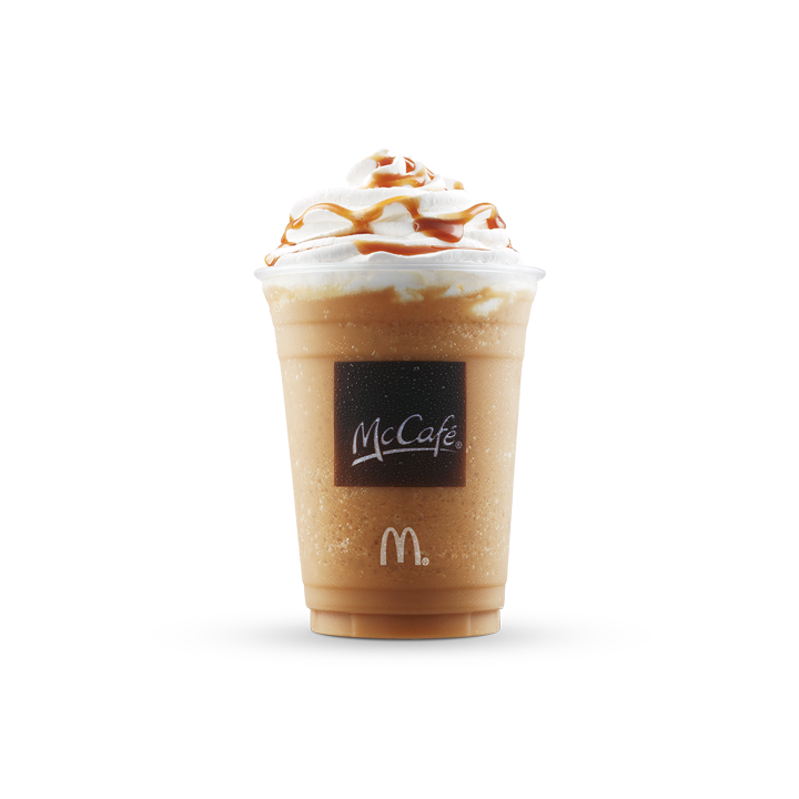 mcdonalds mocha frappe nutrition facts