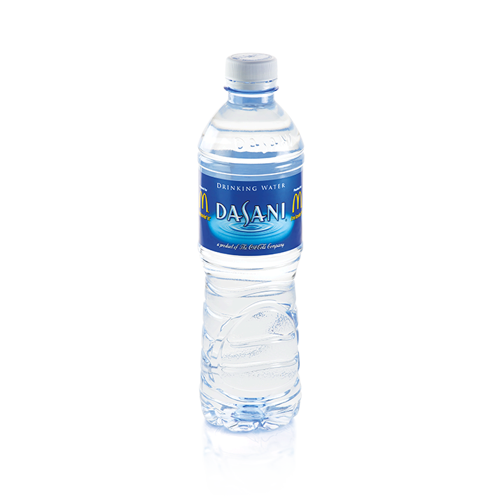 Water Bottle Dasani: Dasani® Drinking Water