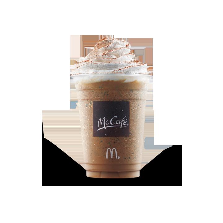 McCafe Mocha Frappé