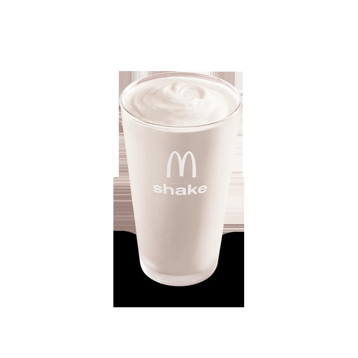 Vanilla Shake - McDona...