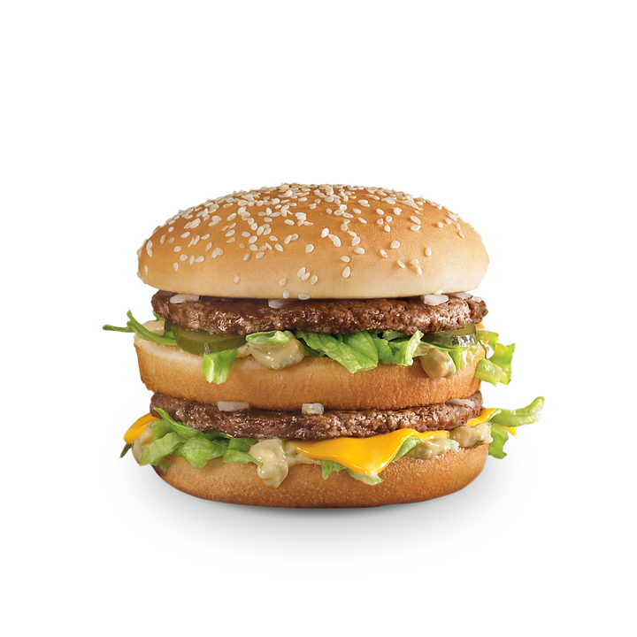 1 big mac - photo #1