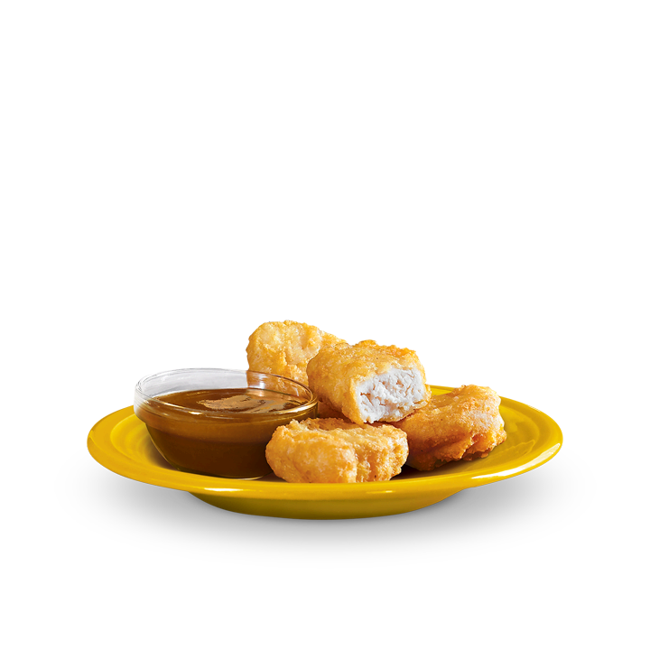 Nuggets Kcal: Chicken McNuggets® (4pc) Happy Meal®
