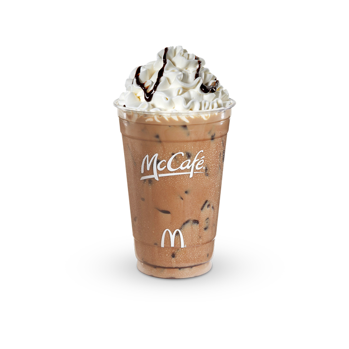 Iced Chocolate - McDonald's®