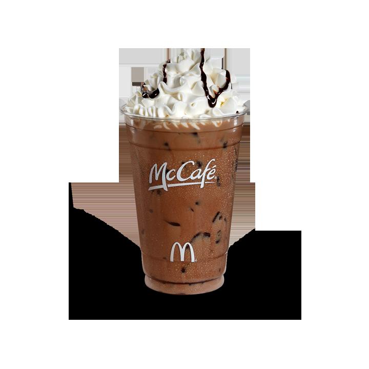 Iced Caramel Macchiato Nutrition Mcdonalds