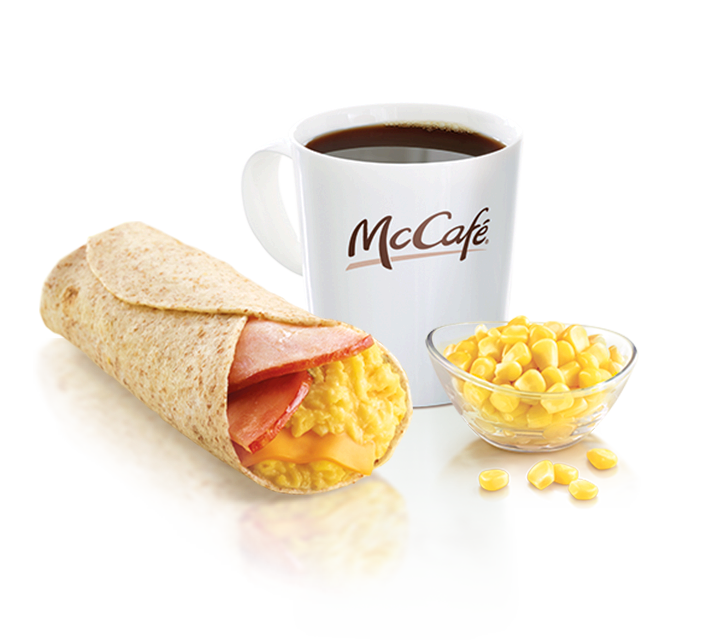Sunrise Roll™ Chicken Ham, Delight 500 Meal