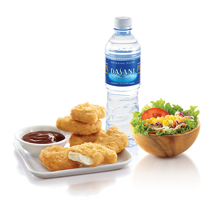 Chicken McNuggets® 6pc Delight 500 Meal