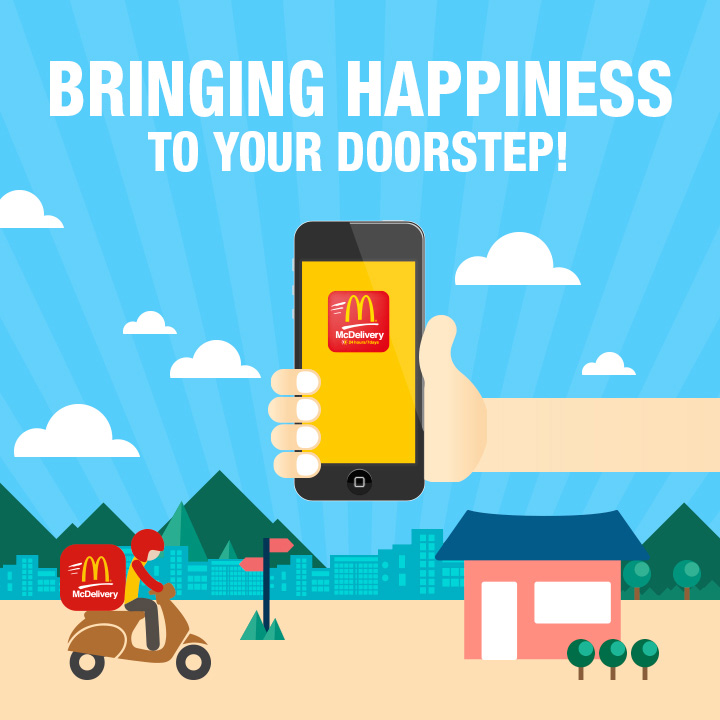 Mcdelivery 174 App Mcdonald S 174