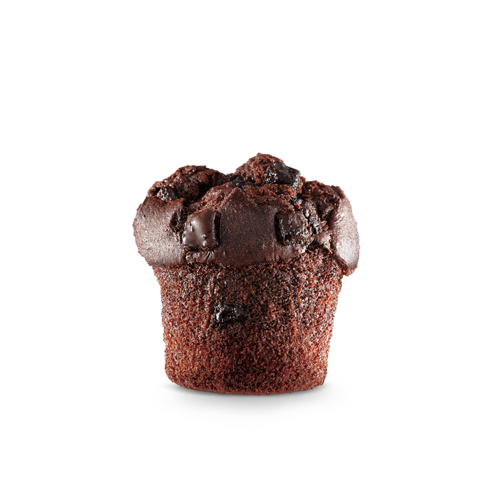 McDonald's Double Chocolate Muffin