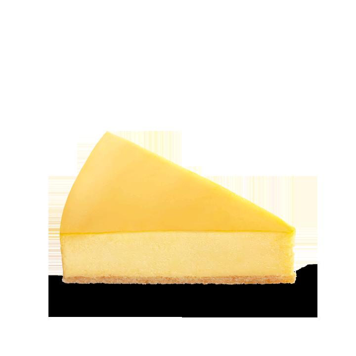 McDonald's Mango Cheesecake
