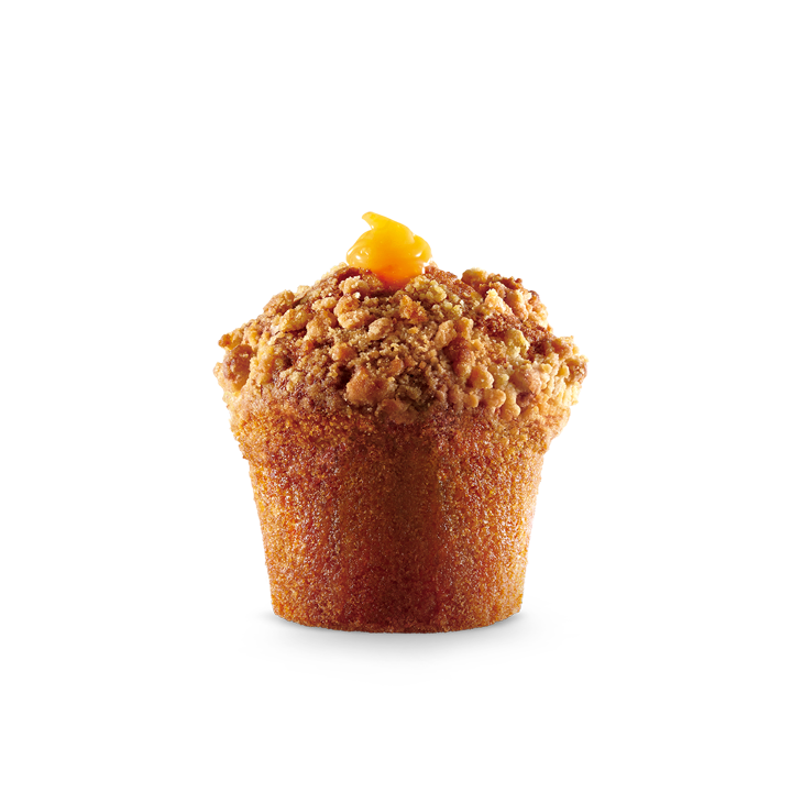 McDonald's Mango Yogurt Muffin