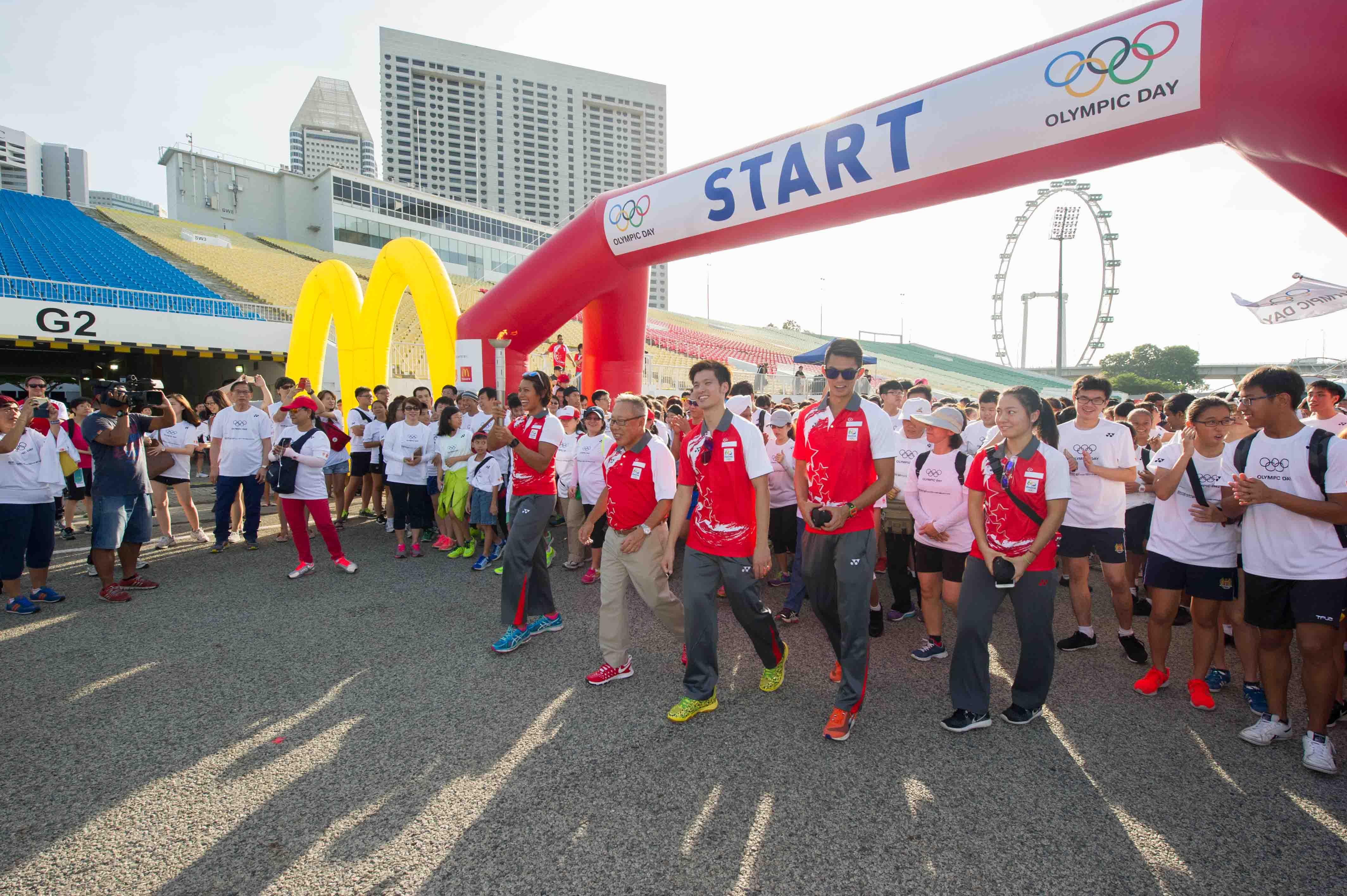 Be Active - McDonald's®