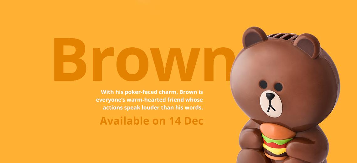 ||BROWN,SALLY & CONY's Handheld Fans||新加坡McDonald's推出了可爱度爆灯的便携手持风扇,简直就是太萌了!