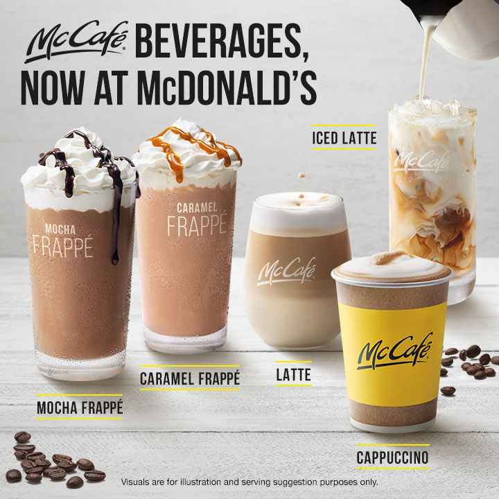 Mcdonald S Iced Latte Nutritional Information