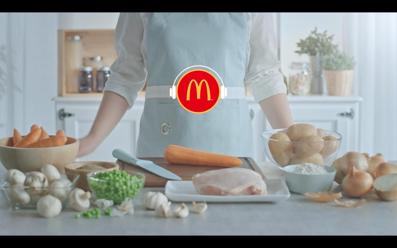 Go win with Samurai - McDonald\'s®