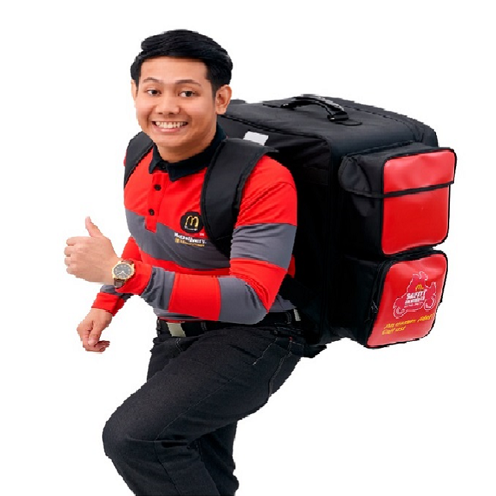 McDelivery Rider